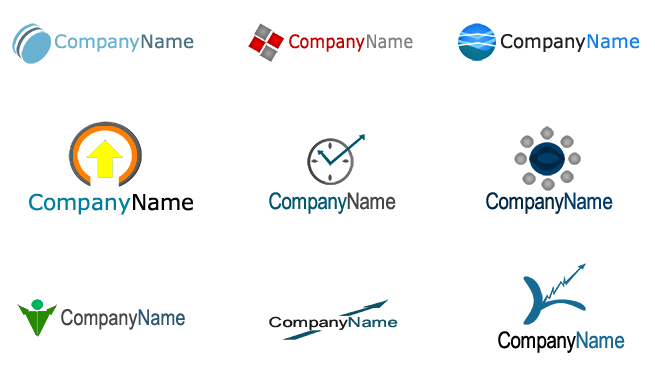 Logo and Branding Examples