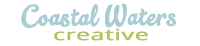 Coastal Waters Creative Logo